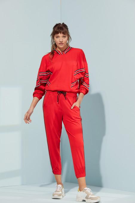 Pantalon Frida Rojo